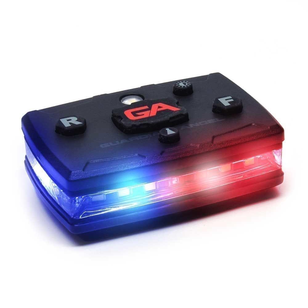 Law Enforcement Wearable Safety Device | Guardian Angel
